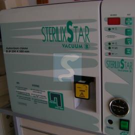 Autoclave Classe B  Sterilix Star