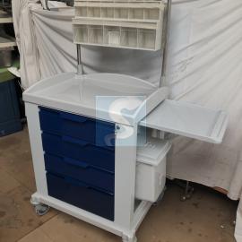 Chariot Multifonction/ 4 tiroirs avec galerie