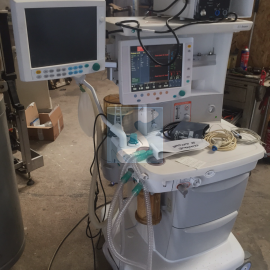 Respirateur d'anesthesie GE Datex-Ohmeda S/5 Avance