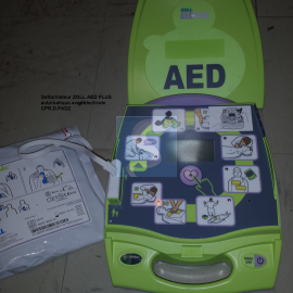 Défibrillateur ZOLL AED