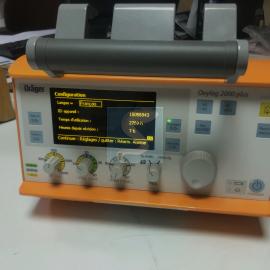 Ventilateur d'urgence Drager Oxylog 2000 Plus