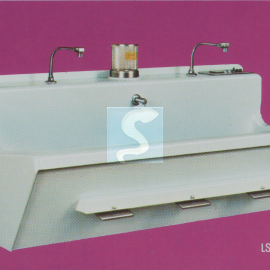 Lavabo aseptique HYCO 2 postes polyester