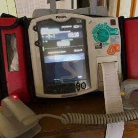 Défibrillateur Philips HEARTSTART
