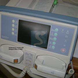 Défibrillateur Schiller Defigard 3002IH