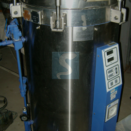 Autoclave SMI AVX 130 EI vertical