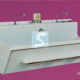 Lavabo aseptique HYCO 2 postes polyester Commande par approche