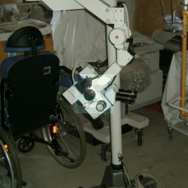 Microscope ORL KAPS SOM62 Motorisé