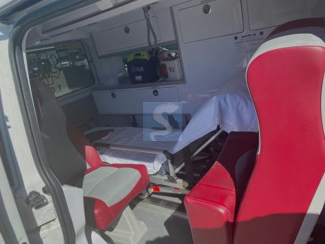 Volkswagen Transporter T6 Ambulance TDI