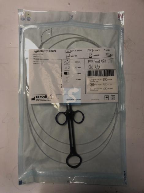 Lots de consommable à usage pour endoscopie
