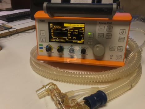 Ventilateur d'urgence Drager Oxylog 3000