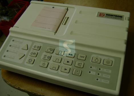 Electrocardiographe KONTRON ESAOTE P80