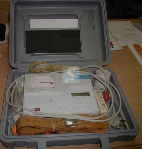 Electrocardiographe HELLIGE EK 51