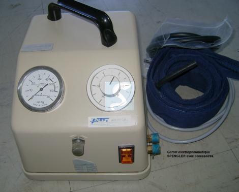 Garrot electropneumatique SPENGLER