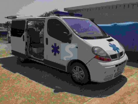Ambulance Renault Traffic