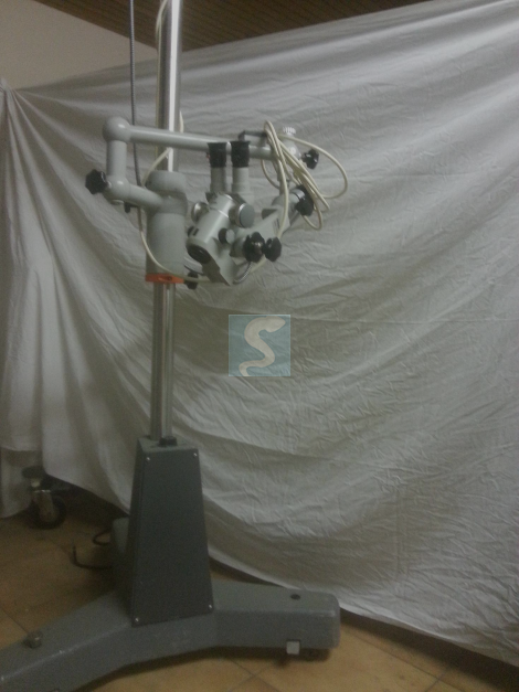Microscope ORL ZEISS OPMI-1 FC
