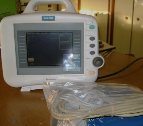 Moniteur Multiparamètre GE DASH 2000